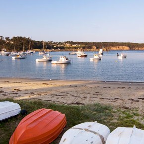 Explore Mollymook & Ulladulla by Foot